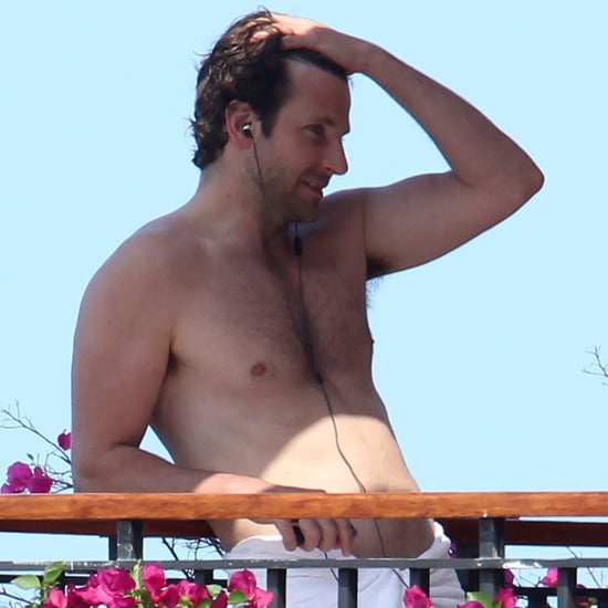 Bradley Cooper Shirtless Pictures