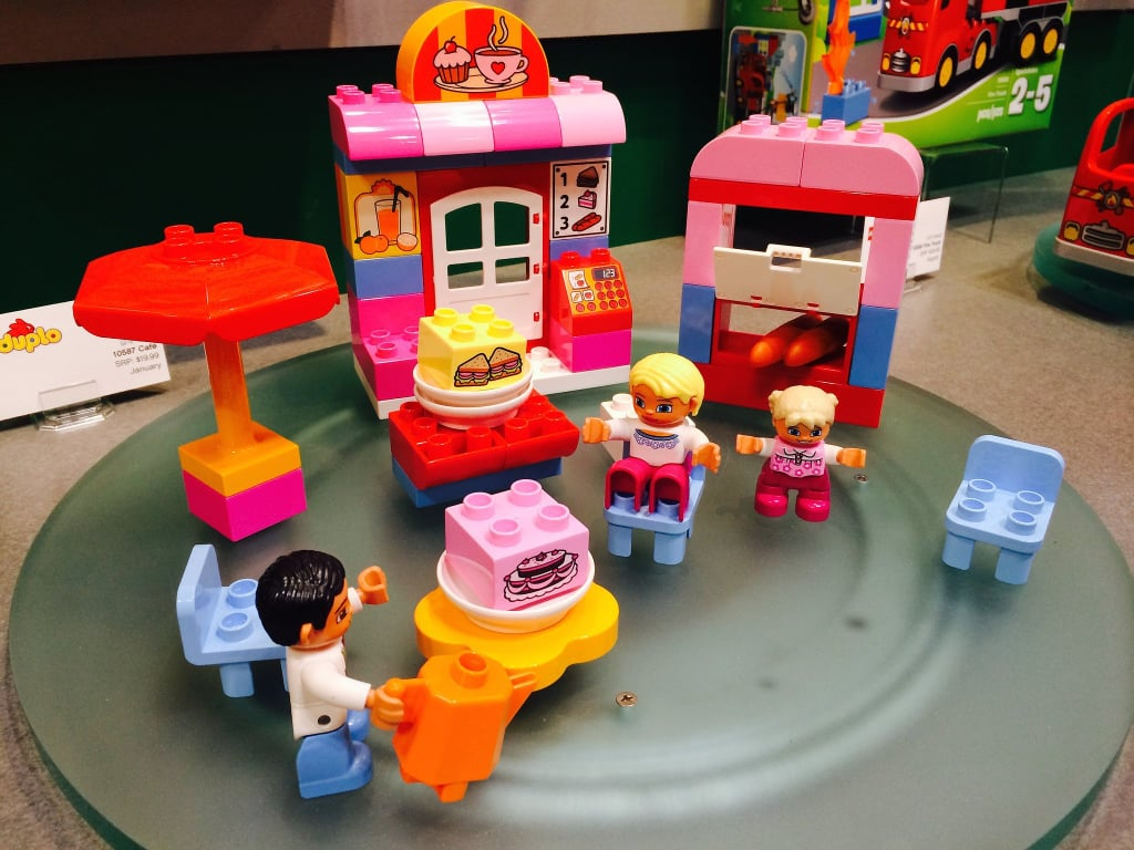 Lego Duplo Cafe Best New Lego Sets 2015 Popsugar Family Photo 6