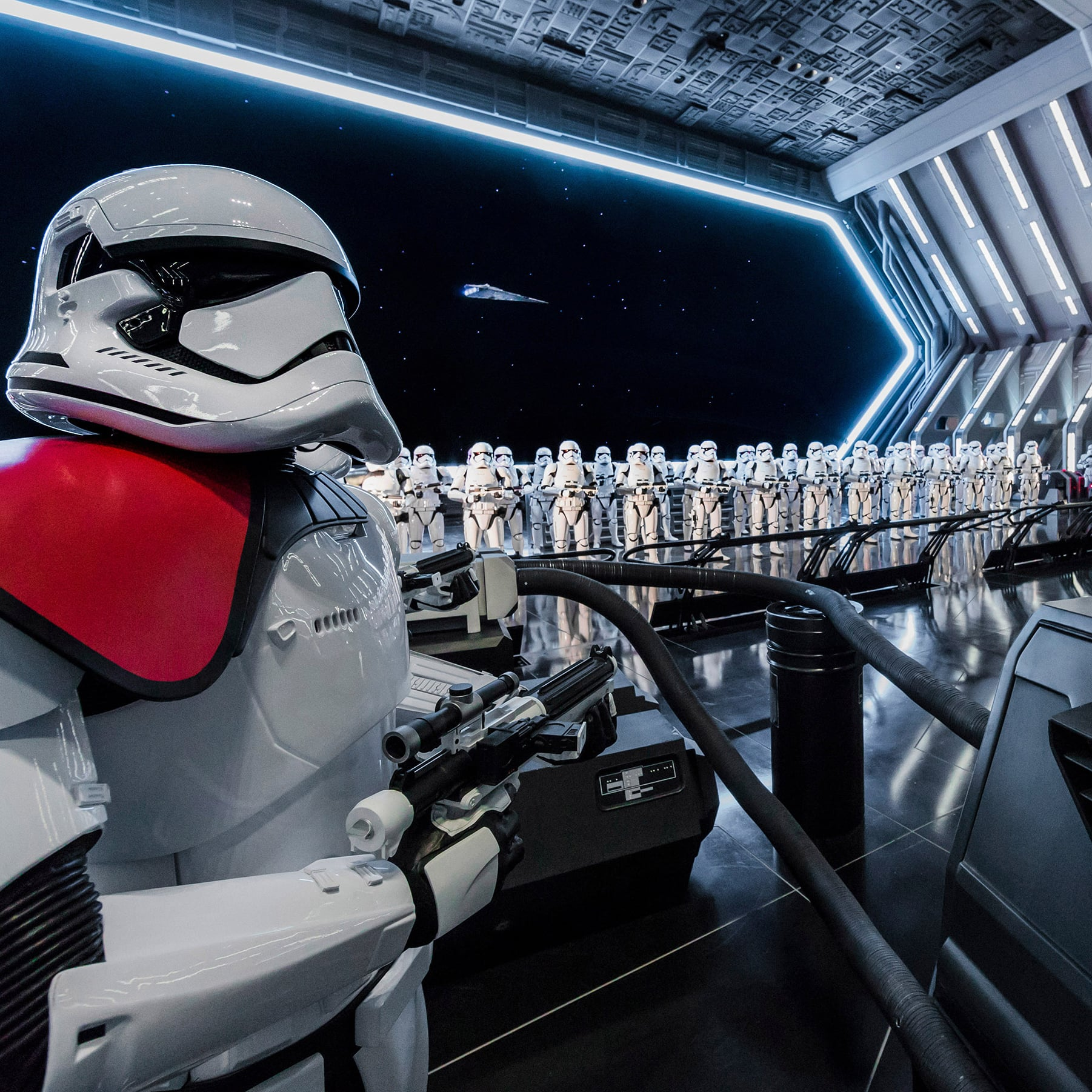 Disney Star Wars Rise Of The Resistance Ride Details Popsugar Family