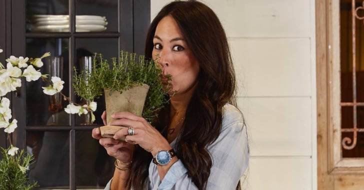 chip and joanna gaines kitchen organisation tips
