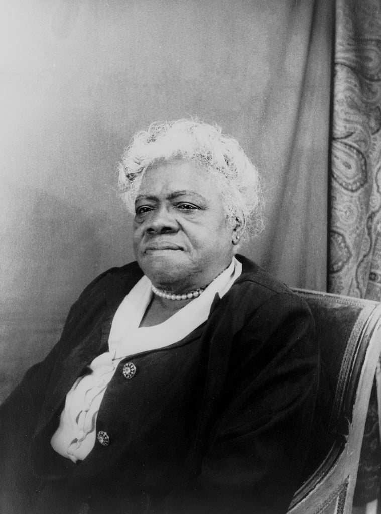 Mary Mcleod Bethune Quotes Impressive Mary McLeod Bethune Inspiring Quotes From Women POPSUGAR Love