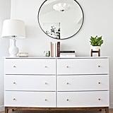 Hack a Midcentury-Inspired Dresser