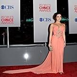 Demi Lovato was in LA for an award show.