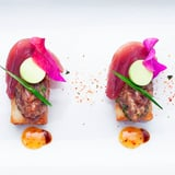 Tuna With Crispy Japanese Rice Recipe, The Dyptique Maldives