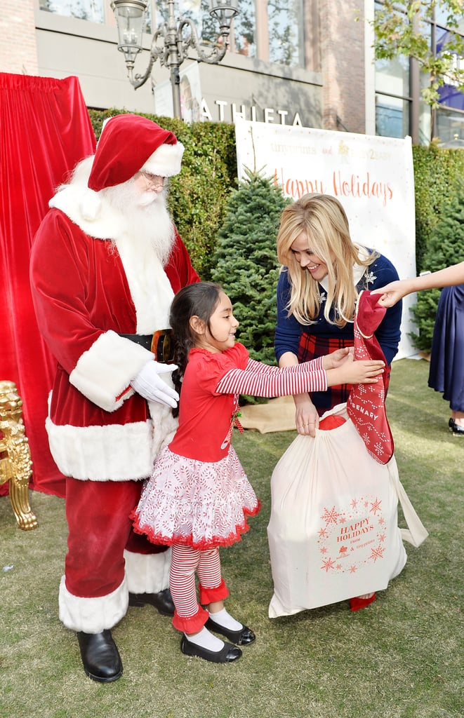 Reese Witherspoon at Baby2Baby Event in LA December 2016