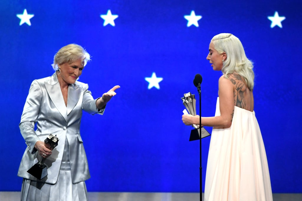 Lady Gaga and Glenn Close Tie For Best Actress, and BOTH Speeches Will Move You to Tears