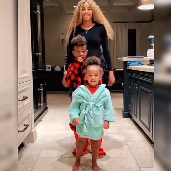 Ciara and Russell Wilson TikTok Dance Video With Kids