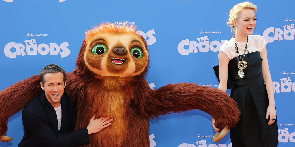The Croods NYC Premiere