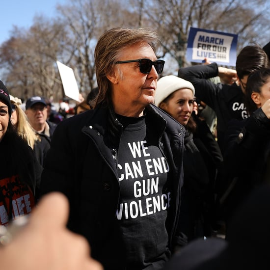 Paul McCartney at March For Our Lives