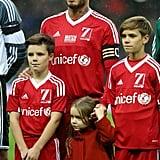 Harper Beckham Cute Pictures
