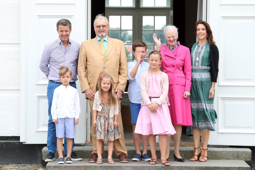 Princess Mary Sea Dress Summer Photocall July 2016