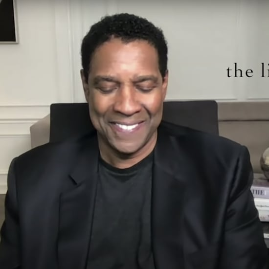 Watch Denzel Washington Tear Up Over Son's Praise | Video