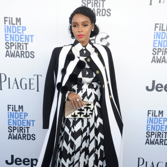 Janelle Monae's Oscars Dress 2017