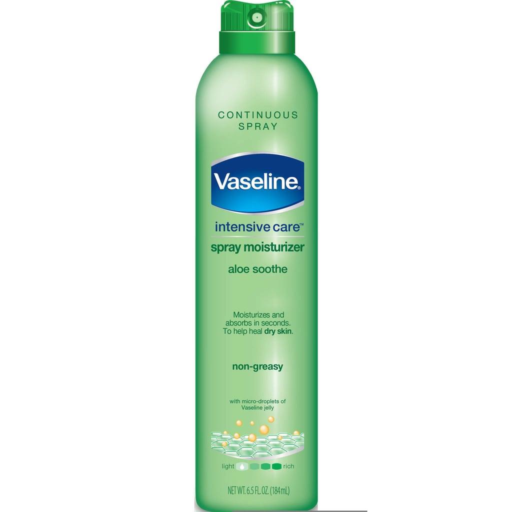 Vaseline Spray Moisturizer Aloe Soothe
