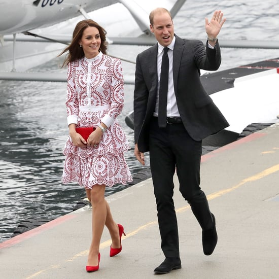 Duchess of Cambridge Canada Tour Style 2016
