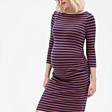 Maternity Modern Boatneck Dress