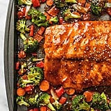 Teriyaki Salmon and Veggies