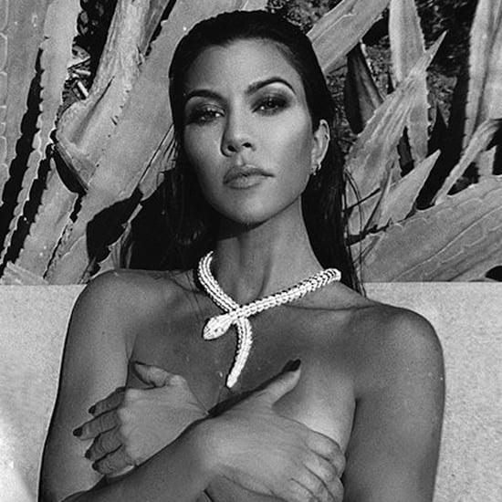 Sexy Kourtney Kardashian Pictures 2019