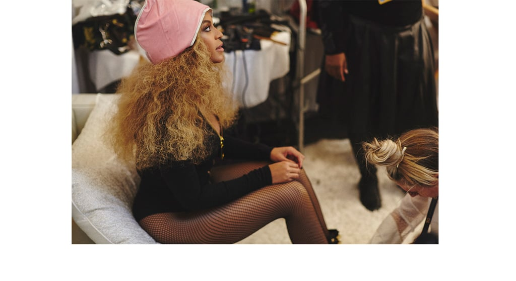 Beyonce Heat Cap Hair Tips | POPSUGAR Beauty Australia