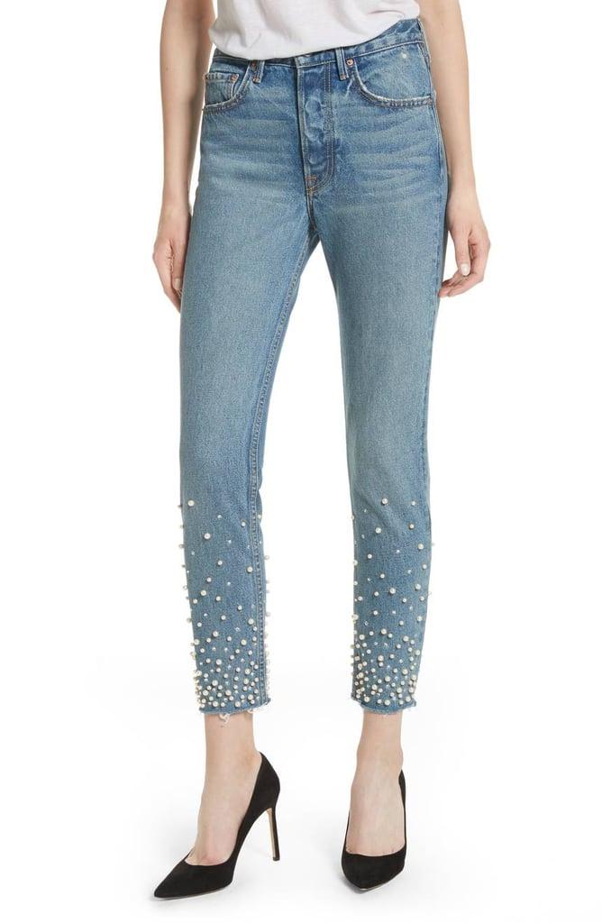 Grlfrnd Karolina Pearl Jeans