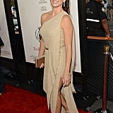 Penelope Cruz stepped onto the red carpet wearing Michael Kors for the premiere of To Rome With Love in LA.