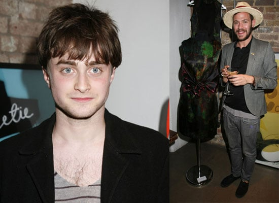06/05/2009 Daniel Radcliffe and Will Young