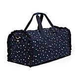 Getaway Ruffle Duffle Bag