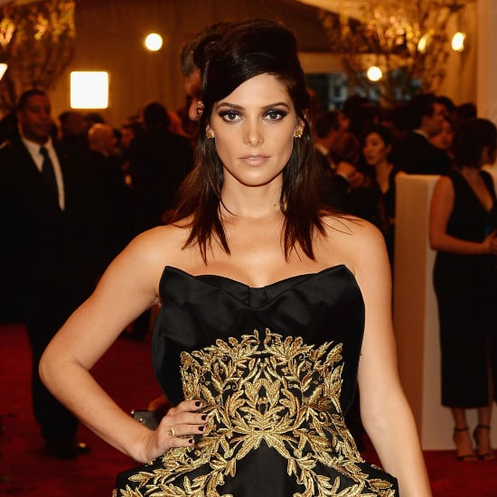 Ashley Greene on Met Gala 2013 Red Carpet