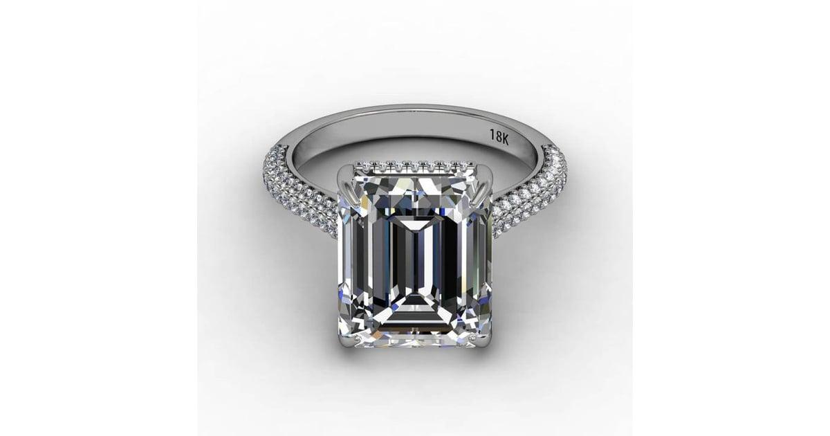 Etsy Supernova Moissanite Diamond Ring | Soo Joo Park