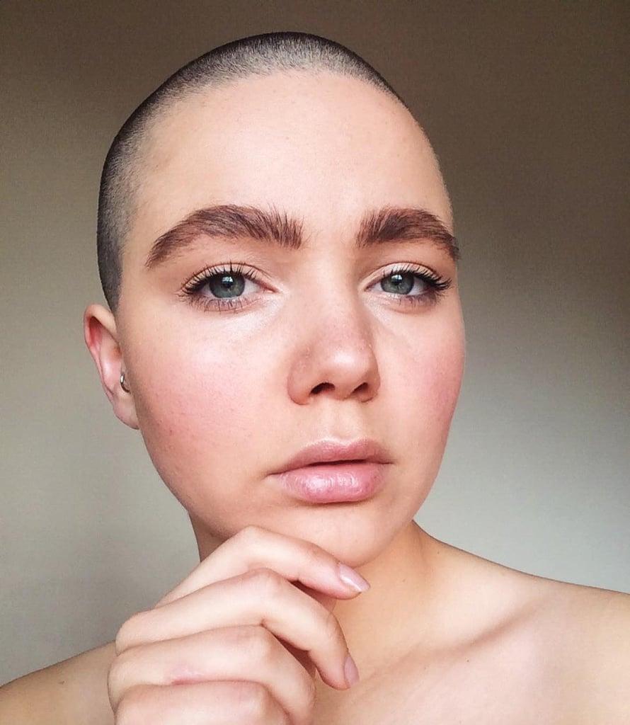 Women With Buzz Cut Hairstyles Popsugar Beauty Uk