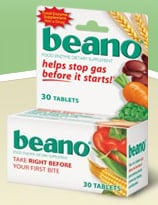 Does Beano Prevent the Gas We Pass?
