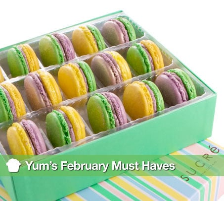 YumSugar's 2010 February Must Haves