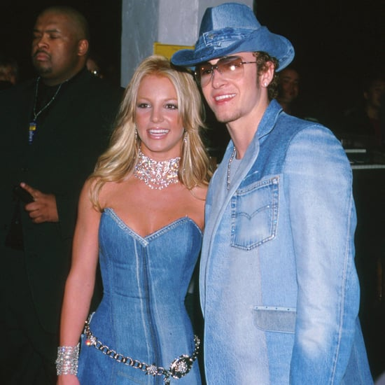 Justin Timberlake Talks Denim Outfits With Britney Spears