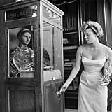 There was a lingerie shop as well — it only lasted six months and closed in 1956.