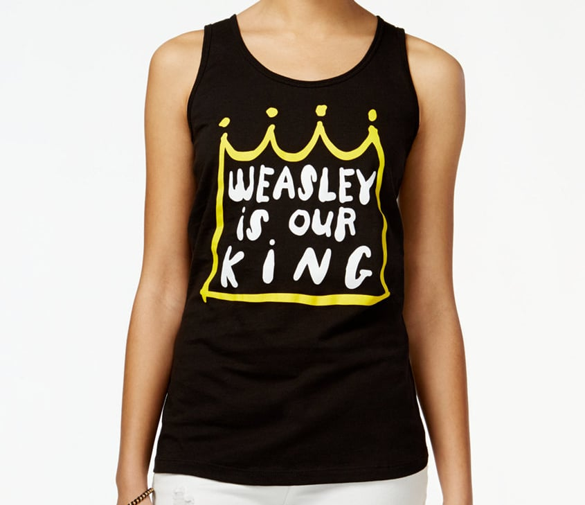 Weasley Is Our King Tank ($7, originally $24)