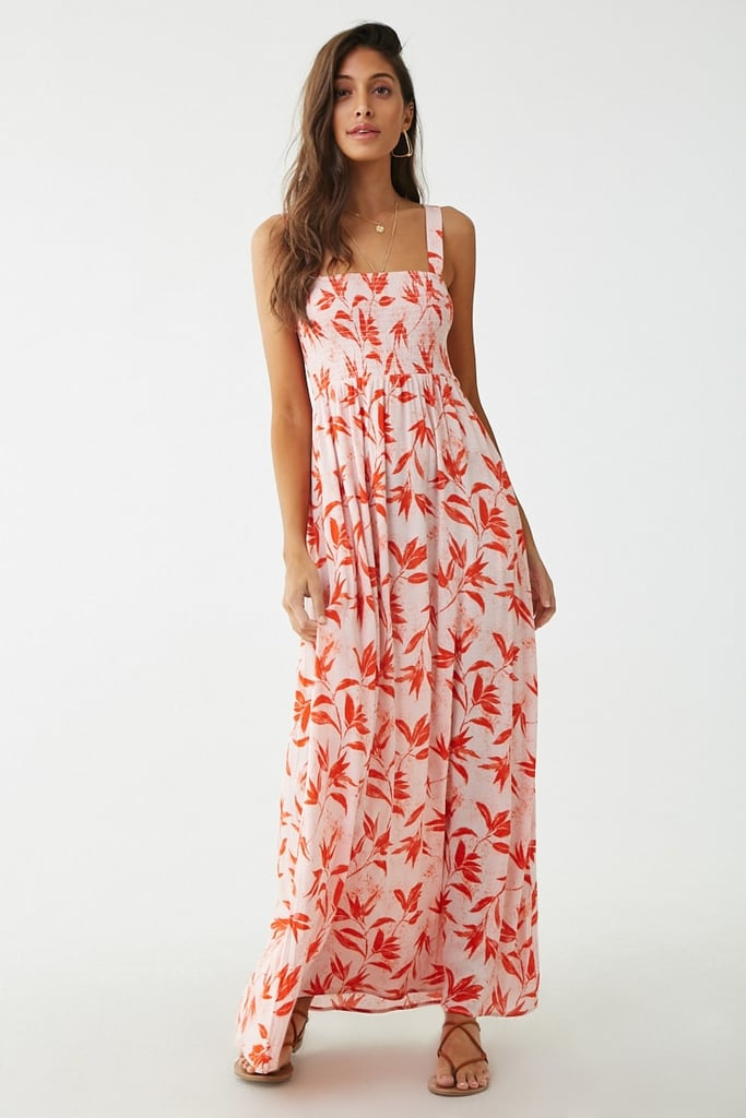 Floral Print Maxi Dress | Best Summer Dresses From Forever