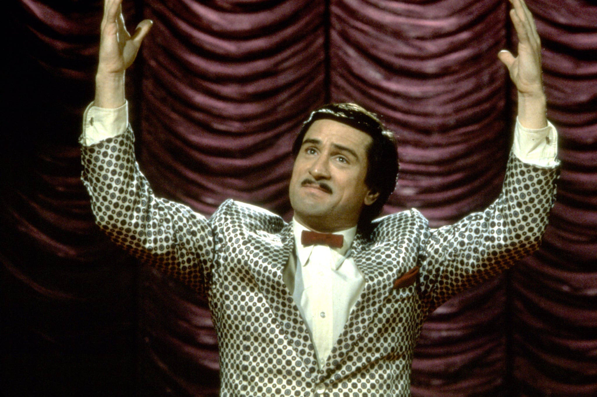 THE KING OF COMEDY, Robert De Niro, 1983.TM & copyright 20th Century Fox Film Corp. All rights reserved/courtesy Everett Collection