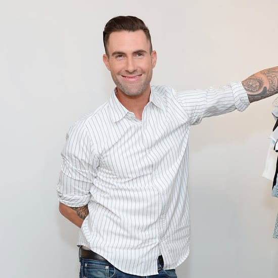 Adam Levine's Twitter Response to a Sick Fan October 2016