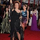 Photos of Ladies on SAG Red Carpet