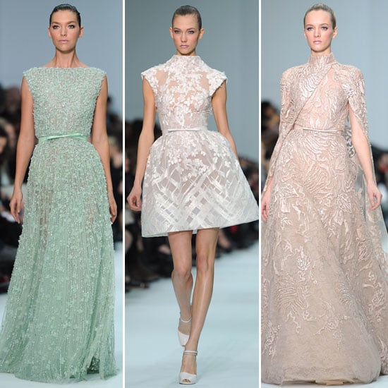 Review and Pictures of the Elie Saab Runway Show at 2012 Paris Haute ...