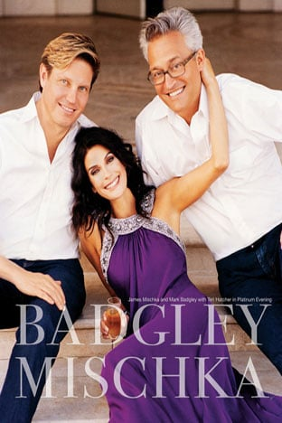Fab Flash: Teri Hatcher Fronts Badgley Mischka Campaign