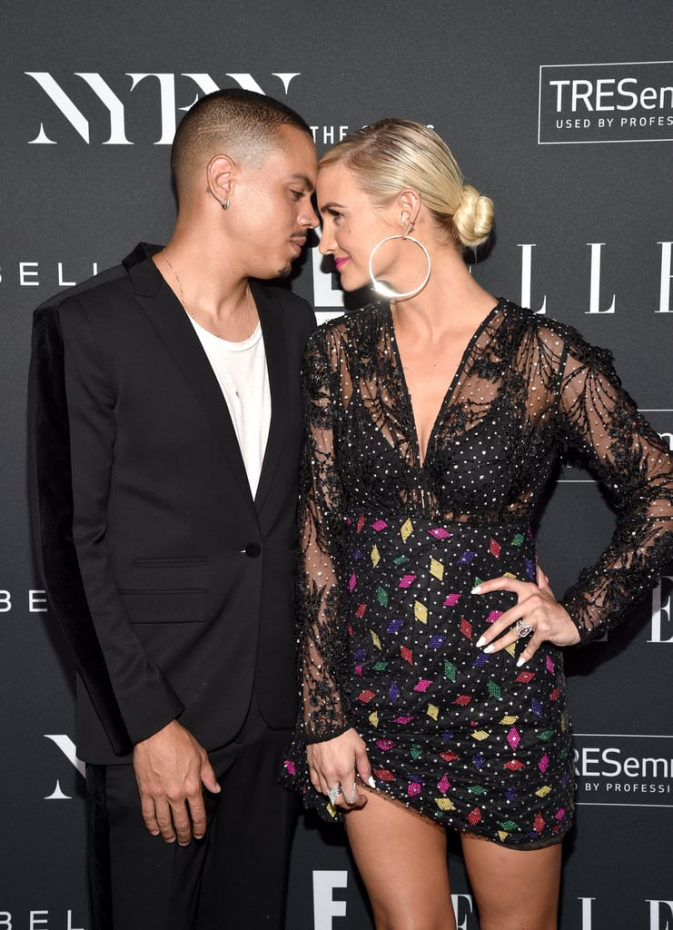 "Ashlee Simpson and Evan Ross have too many sweet moments to count! Ever since the musical duo tied the knot in August 2014, they've practically been inseparable. From their sweet appearances on the red carpet to their family outings, these two always seem to have the best time together. In honor of their romance, we're looking back at their cutest pictures — keep reading to see them, then prepare to melt over their 4-year-old daughter, Jagger Snow.      Related:                                                                                                           It's Clear That Diana Ross's Family Has ""Endless Love"" For Each Other"