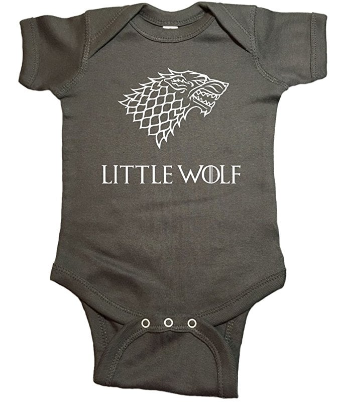 NorthStarTees Game Of Thrones Baby One Piece