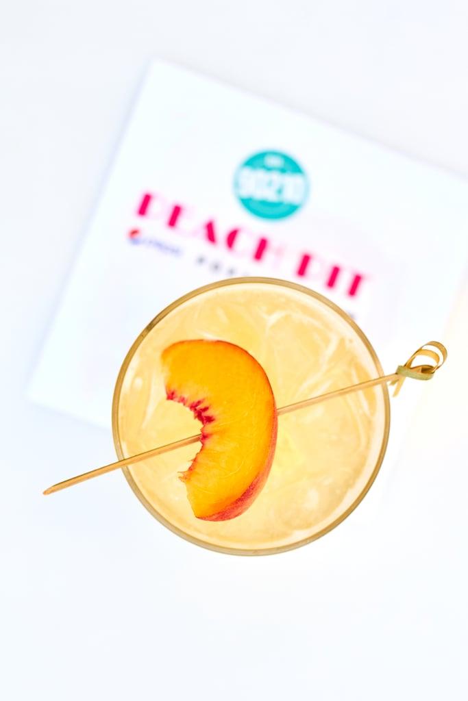 The Peach Pit Margarita