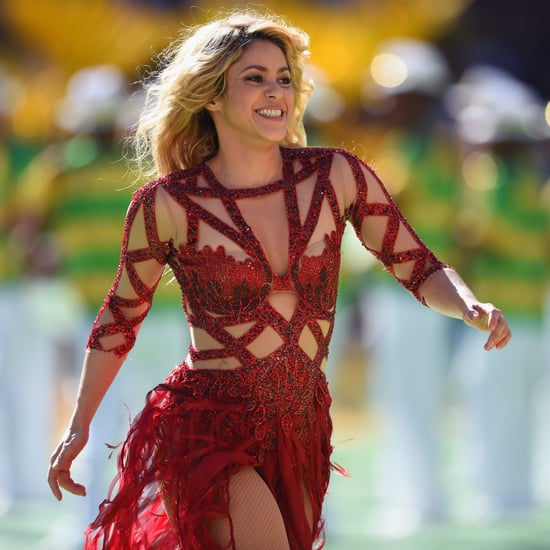 What Is Shakira's Diet?