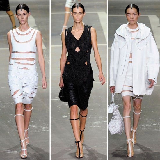 Alexander Wang For Balenciaga — See His Spring 2013 Pictures