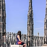 Climb to the top of Duomo di Milano