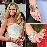 Golden Globes Accessory Report: Arm Candy