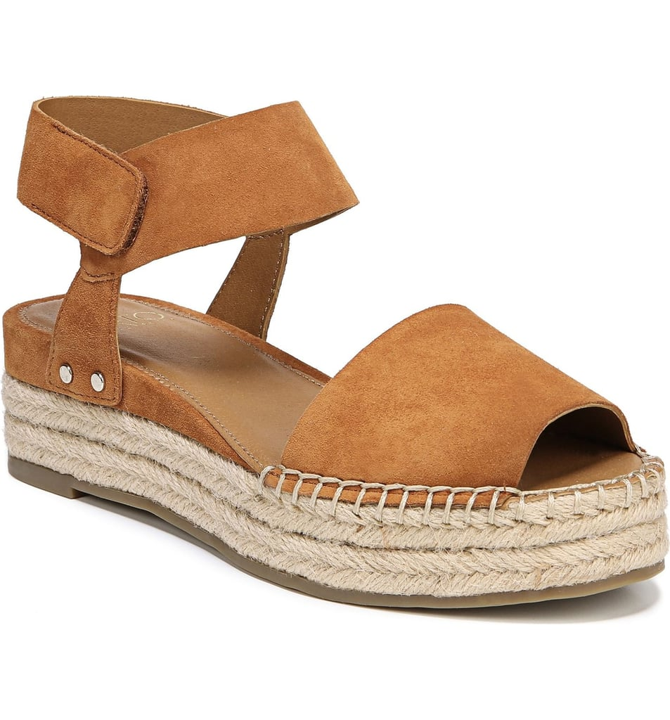 920a293c25c SARTO by Franco Sarto Oak Platform Wedge Espadrilles | Best Sandals ...