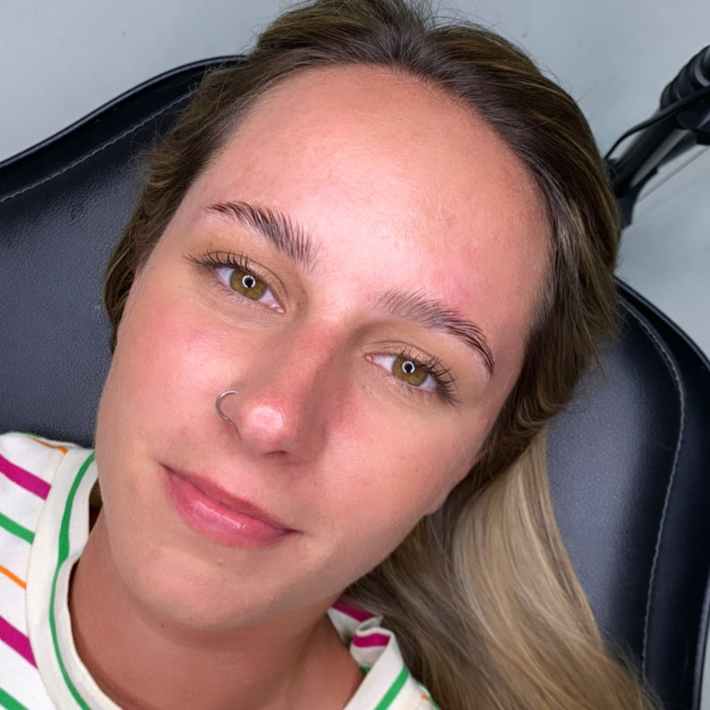 Brow Lamination Trend Review